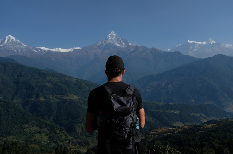 Nepal view 2